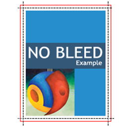 No Bleed Example