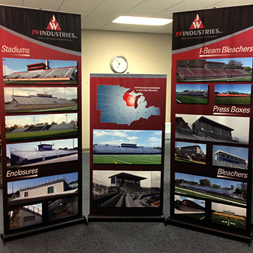Pull-Up Retractable Banners