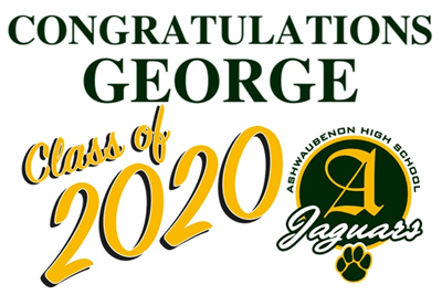 2020 Ashwaubenon With Name Personalization